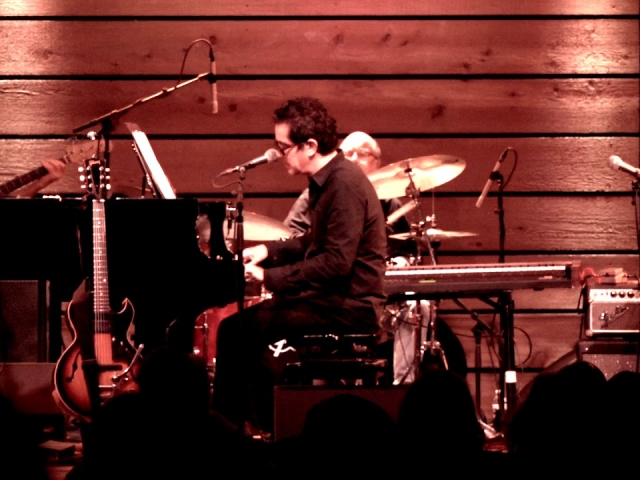 "A.J. Croce - ""Cures Just Like Medicine (Live at City Winery Nashville)"""